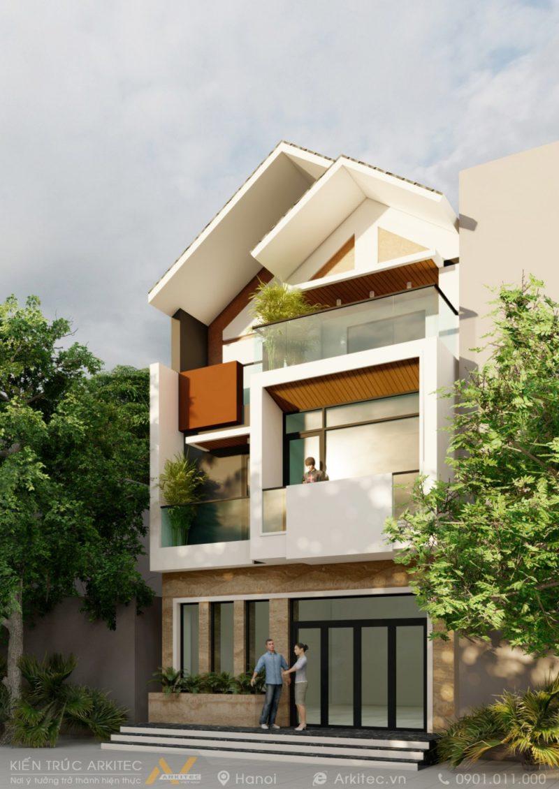 Nhà phố 7x10m – Mr. Hưng Nam Định